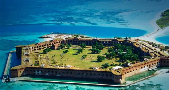 Dry Tortugas National Park - Florida