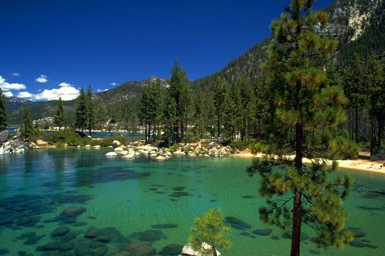 Lake Tahoe - California and Nevada