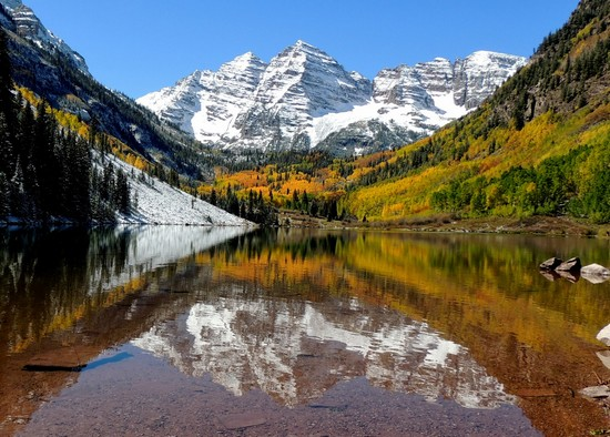 Maroon Bells-Snowmass Wilderness - Colorado