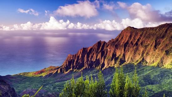 Nā Pali Coast State Park - Hawaii