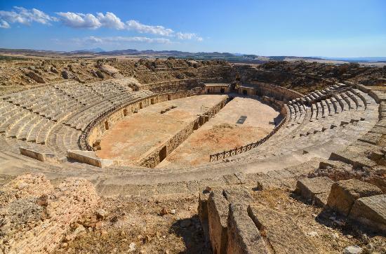 Uthina Amphitheatre