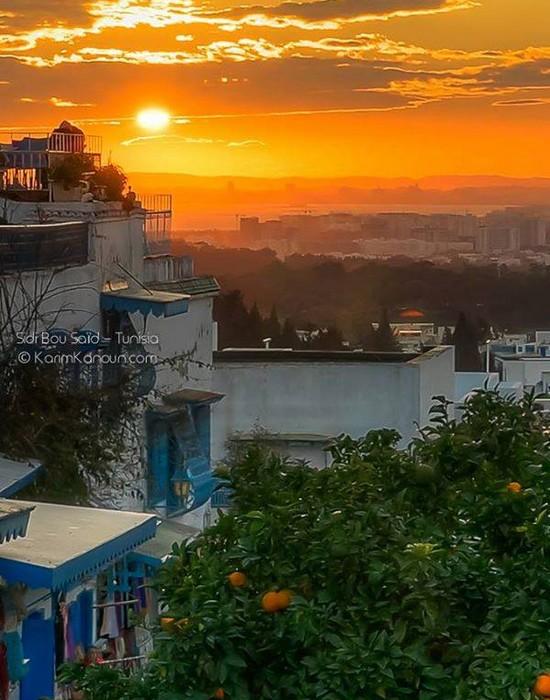 Sidi Bou Said, Tunis - Tunisia