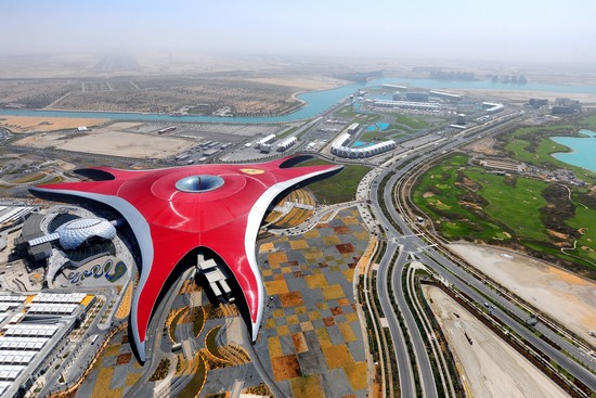 Ferrari World Abu Dhabi abu dhabi