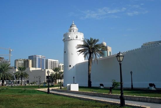 Qasr- Al- Hosn abu dhabi