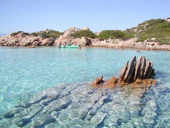 La Maddalena island italy