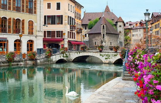 Annecy france alps