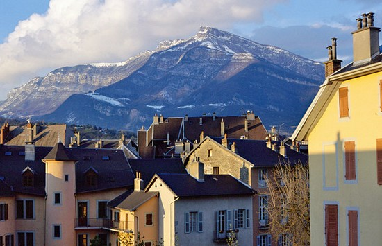 Chambéry france alps