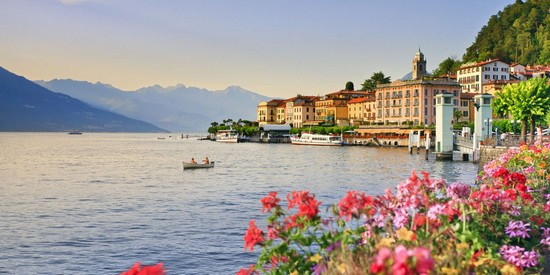 review Italy and Switzerland - Lake Como, Bellagio and Lugano from Milan