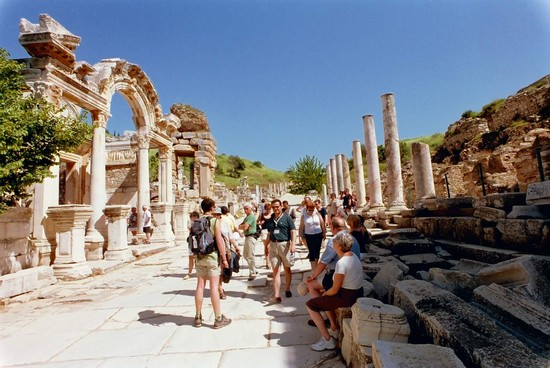 Ephesus and Sirince from Bodrum